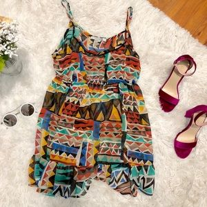 F21 Beach cover up dress